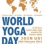 World Yoga Day 2013